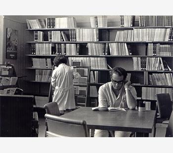 Biblioteca, 1972.